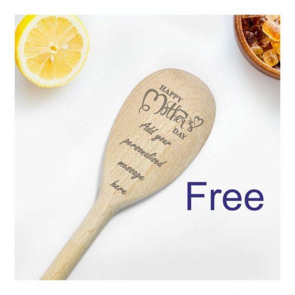 wood spoon free