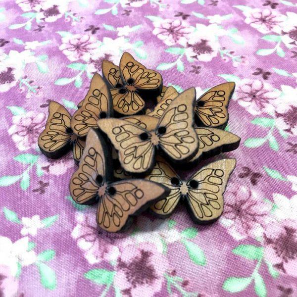 butterflies works